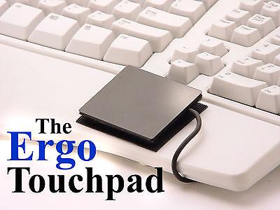 Trackball Touchpad Mouse USB Ergonomic Touchpad