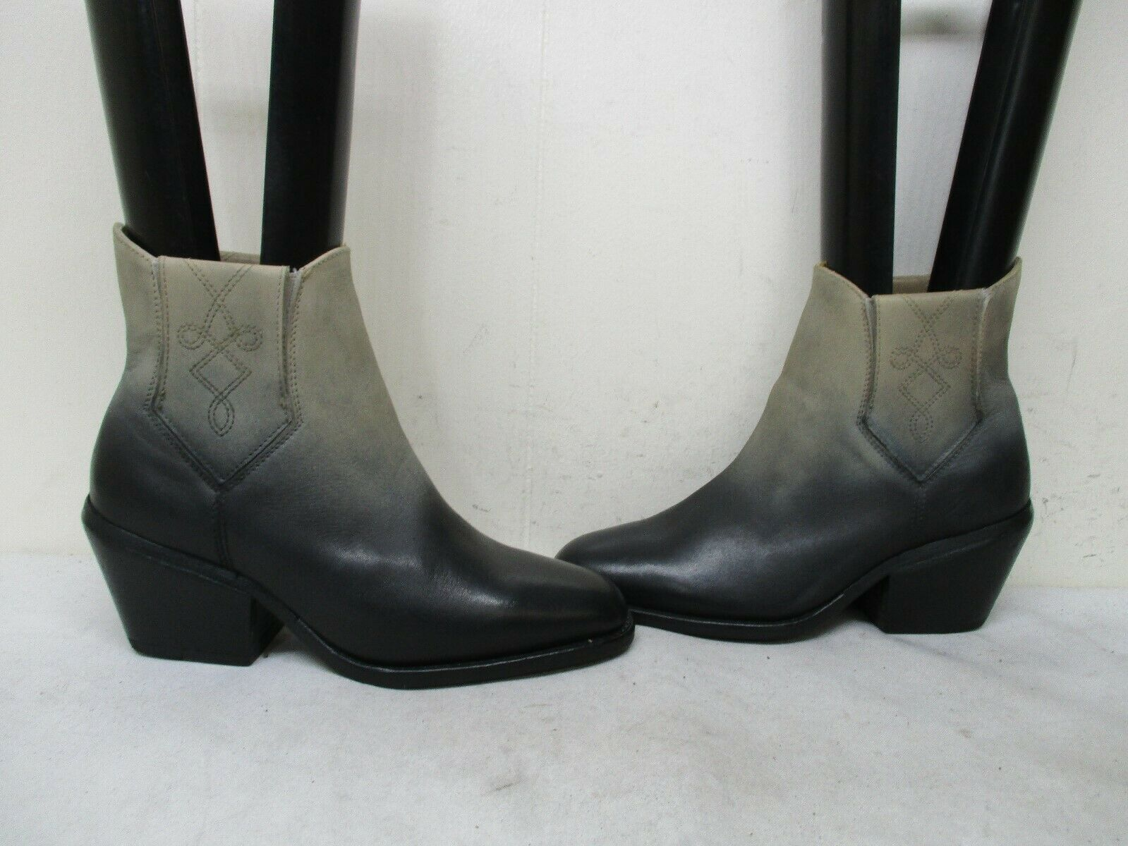 Free People Farylrobin Dover Leather Ankle Boots Womens Size 7