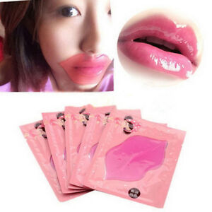 10PCS-Pro-Pink-Crystal-Collagen-Lip-Mask-Patch-Anti-Ageing-Wrinkle-Moisturising