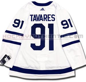 JOHN TAVARES TORONTO MAPLE LEAFS AWAY AUTHENTIC PRO ADIDAS NHL JERSEY
