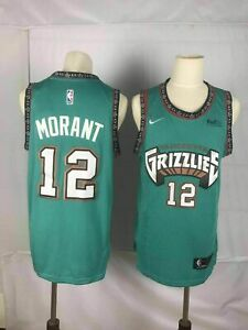 Ja-Morant-Memphis-Grizzlies-2019-2020-City-Edition-Swingman-Jersey-Size-L