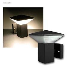 LED Außen Wandleuchte warmweiß 720lm Wandlampe Eingangslampe anthrazit 11W 230V