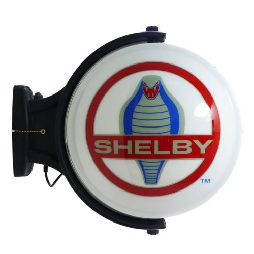 Ford Shelby Cobra Revolving Wall Light