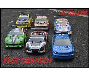 Radio-Remote-Control-Drift-RC-Cars-1-10-Scale-Nissan-BMW-Audi-Subaru-Ferrari-UK