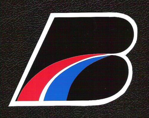 Sports Car Racing Decal Hurley Haywood Jacksonville Peter Gregg Brumos B