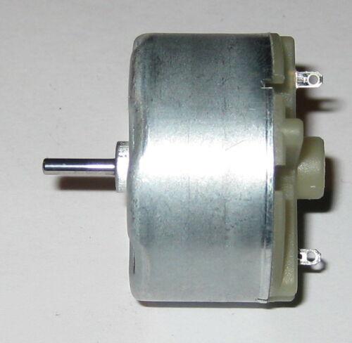 RF-500TB-18280R Nichibo RF-500 DC Motor Low Voltage Pancake Motor 3 VDC