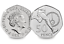 Celebrating-50-Years-of-the-50p-2019-Coins-Brilliant-Uncirculated-Kew-Gardens thumbnail 3