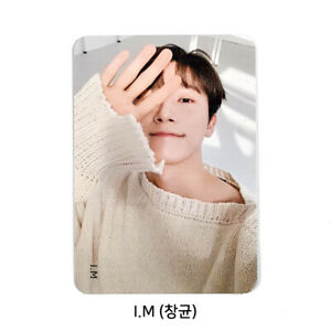 MONSTA-X-2nd-Album-Take-2-039-We-Are-Here-039-Official-Photocard-I-M-07
