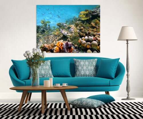 Details about  /3D Views Of The Ocean 1 Wall Stickers Vinyl Murals Wall Print Decal Art AJ STORE