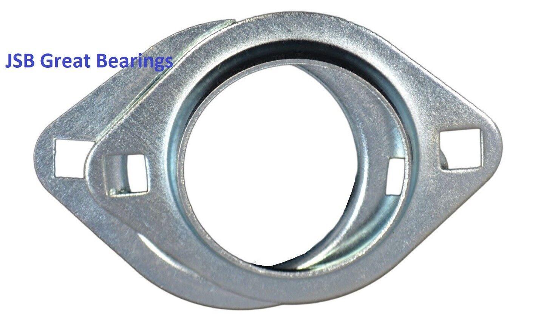 KML PFL206 Pressed Steel 2 Bolt Flangette FACTORY NEW!