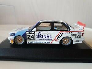 *** BMW M3 DTM 1990 v.Bayern Signal 1:43 *** - Bretzfeld, Deutschland - *** BMW M3 DTM 1990 v.Bayern Signal 1:43 *** - Bretzfeld, Deutschland