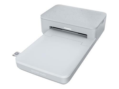 Stampante fotografica HP Sprocket studio - stampante - colore - a sublimazione
