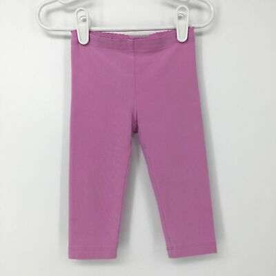 6-9 Mos NWT Tea Collection Baby Girl Pink Pants Rose or Mauve Leggings 0-3 3-6