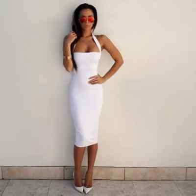 watch ee7b8 7a11b Vestito donna bianco nero rosso elegante gonna tubino ...