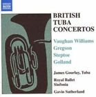 British Tuba Concertos (CD, Jan-2006, Naxos (Distributor))