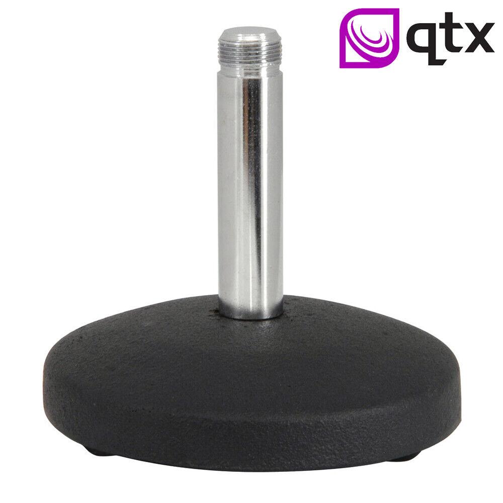 QTX Small Desktop Straight MIC Stand