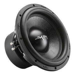 NEW-SKAR-AUDIO-SVR-12-D2-12-034-1600-WATT-MAX-POWER-DUAL-2-OHM-CAR-SUBWOOFER