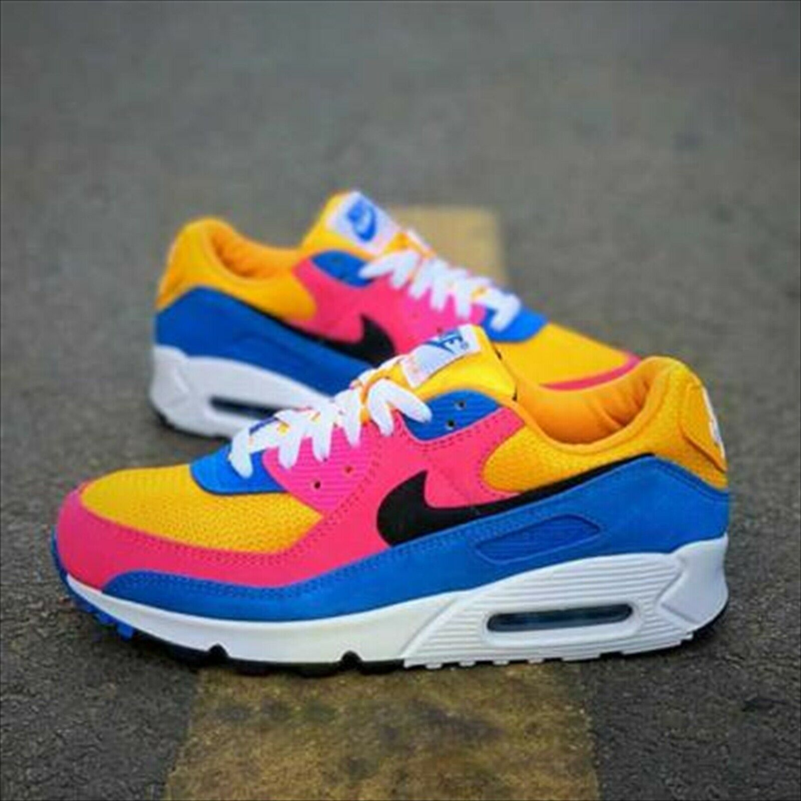 Size 12 - Nike Air Max 90 Multi-Color 2020 for sale online   eBay