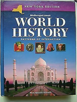McDougal Littell World History Patterns Of Interaction McDougal Inspiration World History Textbook Patterns Of Interaction