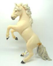 T9)  PAPO (51521) Schimmel steigend Horse Pferd Pferde Tierfiguren