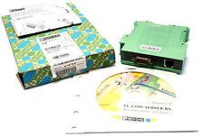 NIB PHOENIX CONTACT 2708740 FL COM SERVER RS485 V/C: 04 24V 100mA 27-08-74-0