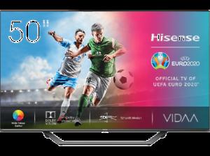 """TV LED 50""""- Hisense 50A7500F, UHD 4K, VIDAA U 4 , SmartTV"""
