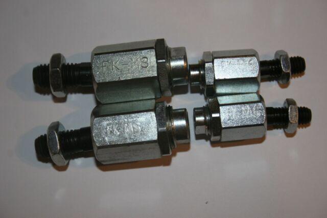 VA Zylinder Gabelkopf Kupplung Stahl Flexokupplung für ISO-Kompaktzylinder