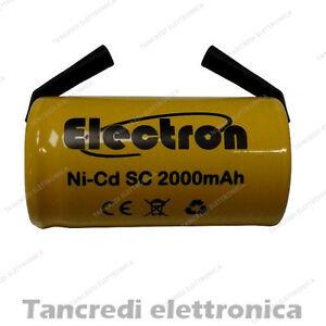 Batteria-SC-1-2v-2000-mAh-ni-cd-ricaricabili-per-saldatura