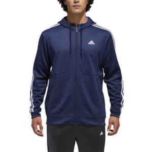 adidas fleece lined hoodie
