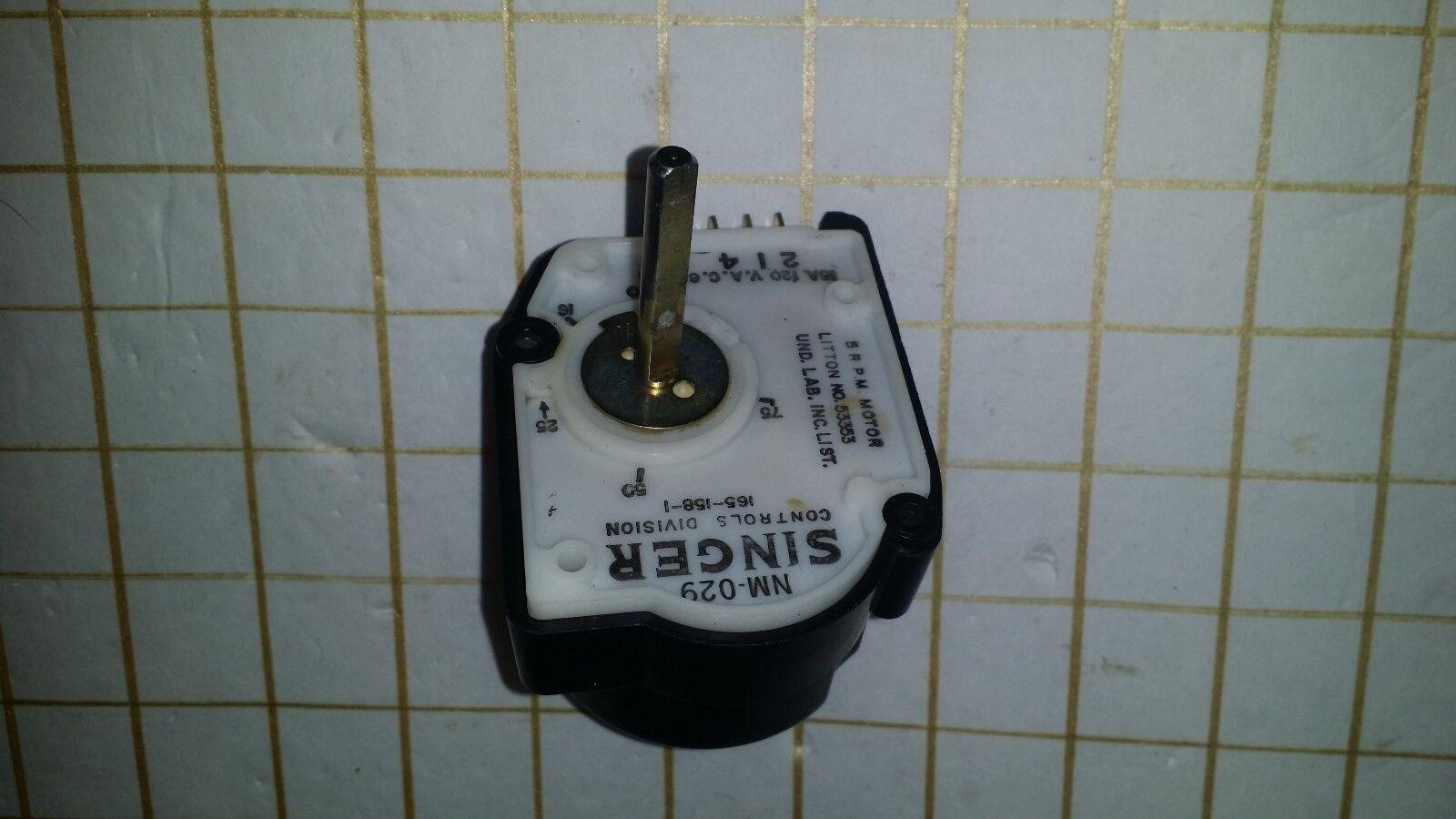 Litton   Amana Range MW Vari Cook Switch M22D28 W   SATISF GUARANTEE