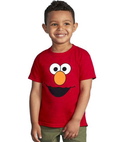 Sesame Street Elmo Face Toddler T-Shirt
