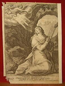Gravure-Engraving-XVII-eme-Crispin-DE-PAS-Crispijn-PASSE-Cornelius-DANCKERTS
