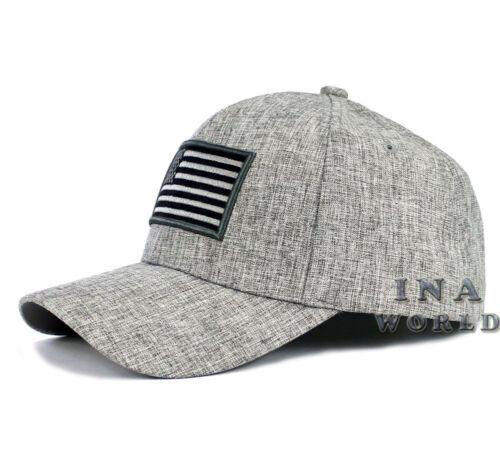 USA American Flag hat Stars and Stripes Embroidered Snapback Baseball cap