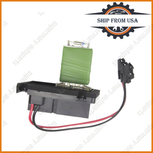 A//C Blower Motor Resistor for Buick Century Buick Regal 1997 1998 1999 2000-2005