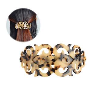 Eg-Mode-Creux-Leopard-Ressort-Barrette-Femme-Cheveux-Pince-Epingle-Chapeau-Sple