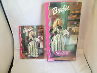 2000 Mattel Barbie The Front Window A Grolier Special Edition With Book