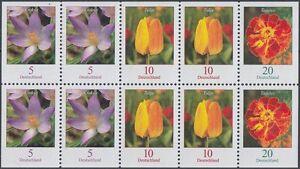 BRD-Bund-ZD-Kleinbogen-Blumen-aus-2007-postfrisch-N-045