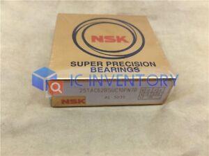 1PCS-New-in-box-25TAC62BSUC10PN7B-NSK-Ball-super-precision-Screw-Bearing