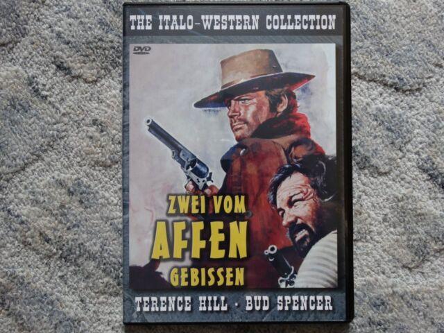 DVD Zwei vom Affen gebissen 1967 Terence Hill Bud Spencer Italo-Western