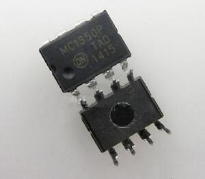 1pcs MC1350 MC1350P Monolithic IF Amplifier NEW
