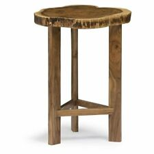 Bolton Furniture Revive Reclaimed Round End Table Natural For Sale Online Ebay
