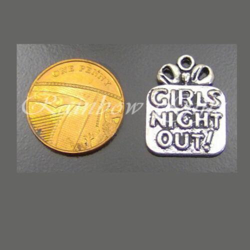 Chicas noche encantos Gallina Fiesta Boda Favores Recuerdos