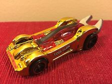 Hot Wheels 2017 Gold  Tooligan  Diecast Multi tool Wrench Car Measuring Tape