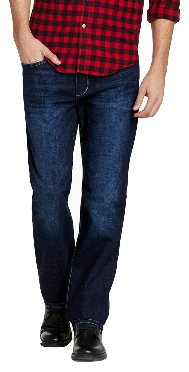Joe's Jeans The Rebel Relaxed Straight Leg Denim Pants Stanley Wash 30