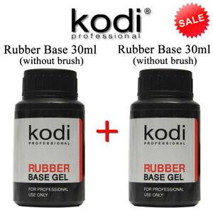 SET-30ml-BASE-BASE-Kodi-Professional-Gel-LED-UV-Rubber-Nagellack-Soak-Off