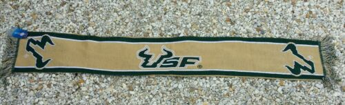University of Southern Florida Scarf USF Scarf ~ USF Bulls Scarf ~ Tailgate