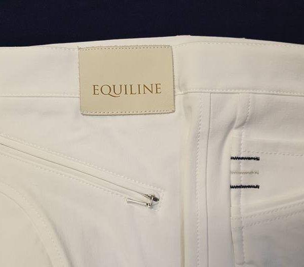 EQUILINE Gorden Pantaloni Bianco 52 ()