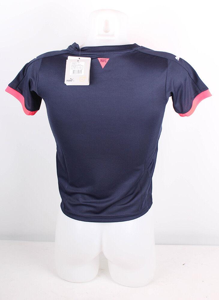 PUMA Herren Trikot Newcastle Newcastle Newcastle Kids Third Replica Shirt Sponsor Peacoat Gr.140 64e122