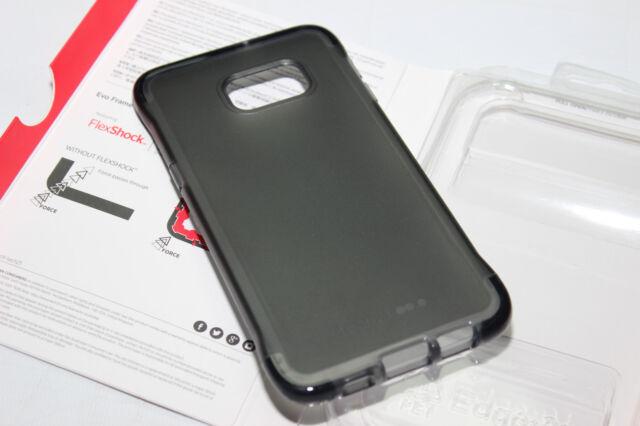 lowest price cb18c cc230 Tech 21 EVO Frame Case for Samsung Galaxy S6 Edge Plus Smokey Black