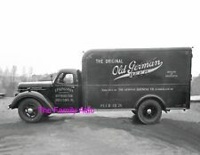OLD GERMAN BEER BOX TRUCK 8.5X11 PHOTO JP KINGSTON DISTRIBUTOR JOHNSTOWN PA